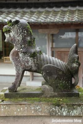 鹿児島神社(鹿児島市草牟田)16