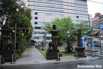 松原神社(鹿児島市松原町)1