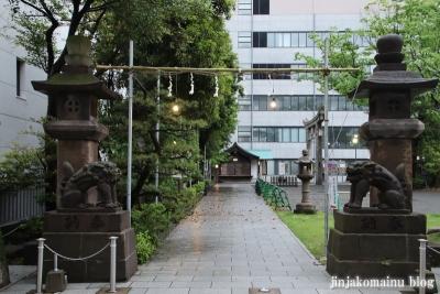松原神社(鹿児島市松原町)2