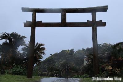 御崎神社(串間市大納)1