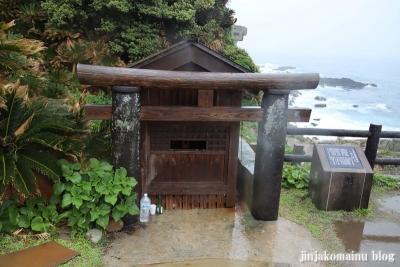 御崎神社(串間市大納)2