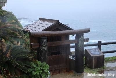 御崎神社(串間市大納)5