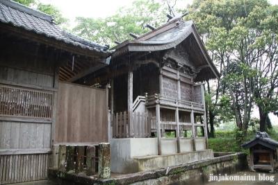 高屋神社(宮崎市村角町橘尊)13
