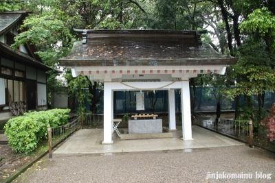宮崎県護国神社(宮崎市神宮)3