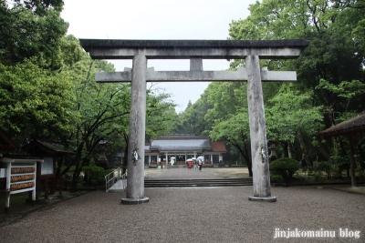 宮崎県護国神社(宮崎市神宮)4