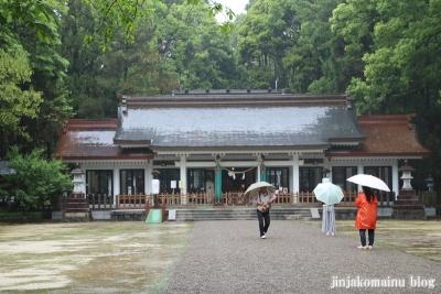 宮崎県護国神社(宮崎市神宮)5