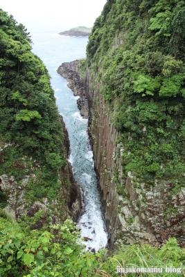 馬ケ背・クルスの海(日南市細島)2