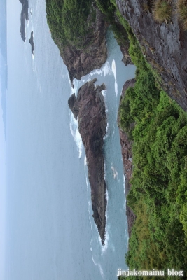 馬ケ背・クルスの海(日南市細島)13