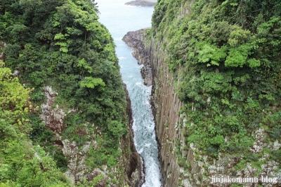 馬ケ背・クルスの海(日南市細島)4