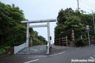 大御神社(日向市伊勢ケ浜)1