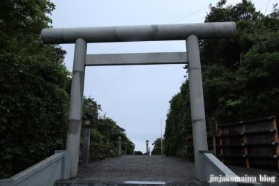 大御神社(日向市伊勢ケ浜)3