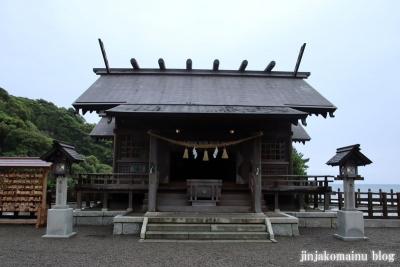 大御神社(日向市伊勢ケ浜)17