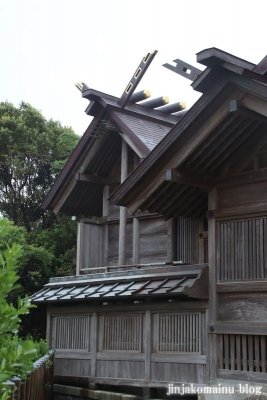 大御神社(日向市伊勢ケ浜)19