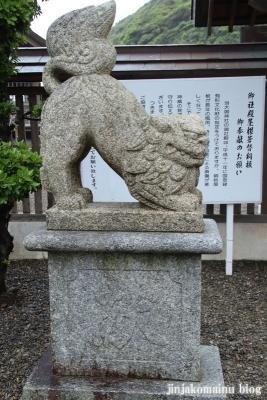 大御神社(日向市伊勢ケ浜)10