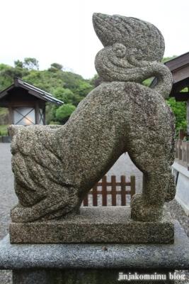 大御神社(日向市伊勢ケ浜)12