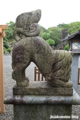 大御神社(日向市伊勢ケ浜)8