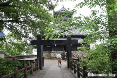綾神社・綾城(東諸県郡綾町南俣3029)