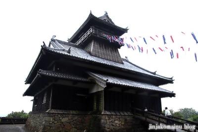 綾神社・綾城(東諸県郡綾町南俣3032)
