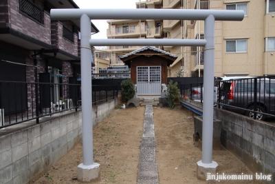 諏訪神社(葛飾区東新小岩2
