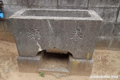 諏訪神社(葛飾区東新小岩3