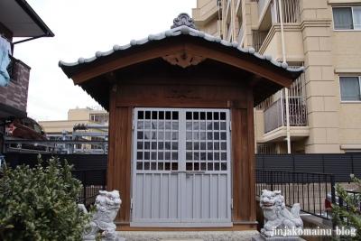 諏訪神社(葛飾区東新小岩6