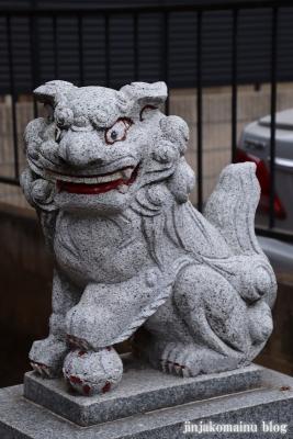 諏訪神社(葛飾区東新小岩4