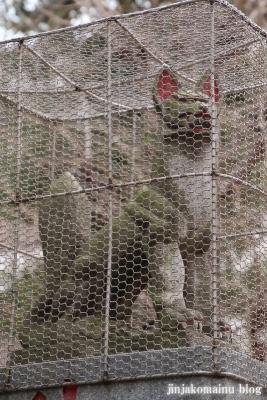 三谷稲荷神社(葛飾区東新小岩)7