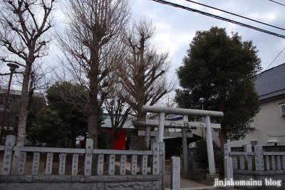 三谷稲荷神社(葛飾区東新小岩)1