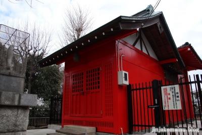 三谷稲荷神社(葛飾区東新小岩)8