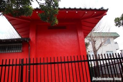 三谷稲荷神社(葛飾区東新小岩)9