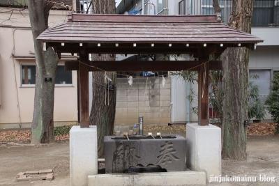 新小岩天祖神社(葛飾区東新小岩)3