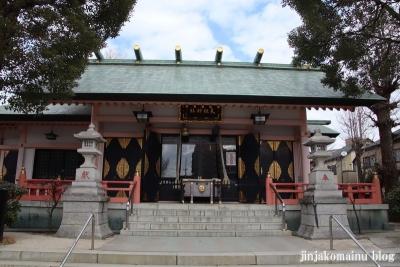 新小岩天祖神社(葛飾区東新小岩)6