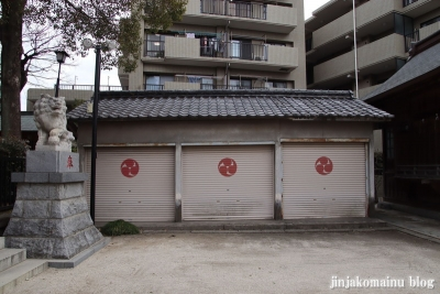 新小岩天祖神社(葛飾区東新小岩)10