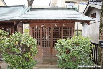 新小岩天祖神社(葛飾区東新小岩)13