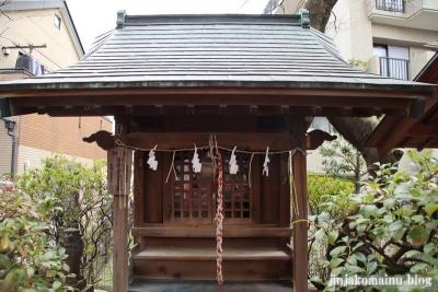 新小岩天祖神社(葛飾区東新小岩)15