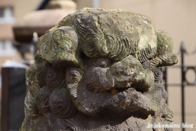 新小岩天祖神社(葛飾区東新小岩)48