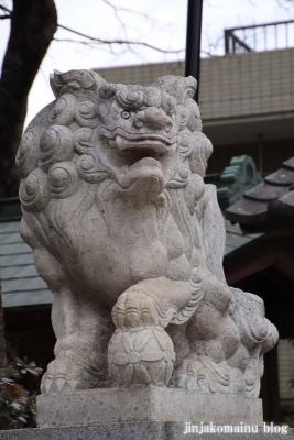 新小岩天祖神社(葛飾区東新小岩)4