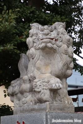 新小岩天祖神社(葛飾区東新小岩)5