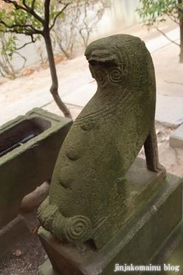 新小岩天祖神社(葛飾区東新小岩)20