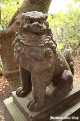 新小岩天祖神社(葛飾区東新小岩)29