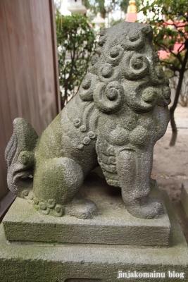 新小岩天祖神社(葛飾区東新小岩)30