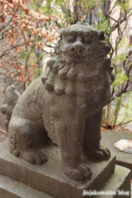 新小岩天祖神社(葛飾区東新小岩)33
