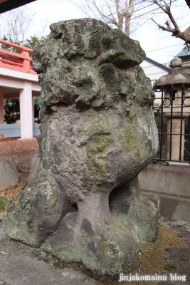 新小岩天祖神社(葛飾区東新小岩)45