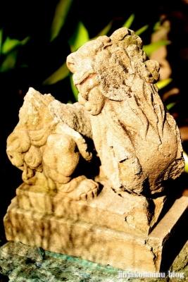 新小岩天祖神社(葛飾区東新小岩)53