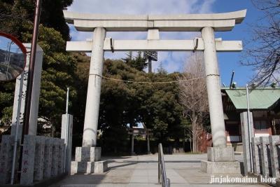 奥戸天祖神社(葛飾区奥戸3