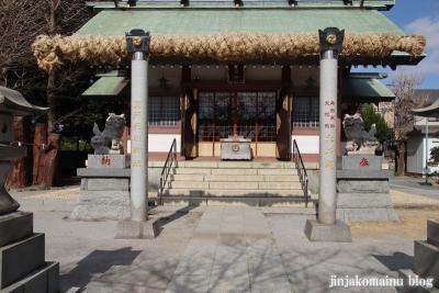 奥戸天祖神社(葛飾区奥戸6