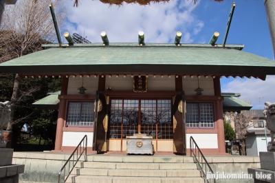 奥戸天祖神社(葛飾区奥戸9