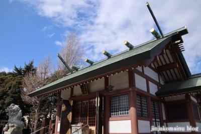 奥戸天祖神社(葛飾区奥戸11
