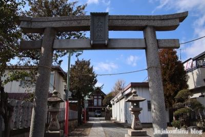 奥戸天祖神社(葛飾区奥戸14