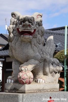 奥戸天祖神社(葛飾区奥戸7